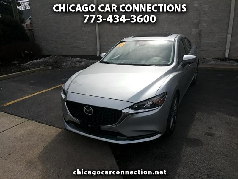 2018 Mazda MAZDA6 Touring 6A
