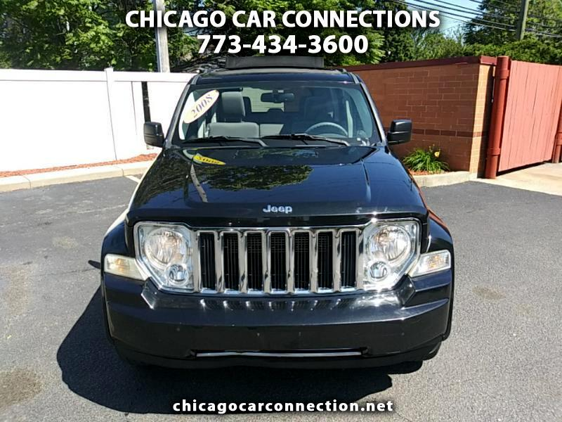 2008 Jeep Liberty 4dr Sport 4WD
