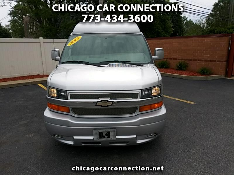Chevrolet Express G1500 3LT RV 2013