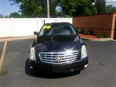 2008 Cadillac DeVille DTS