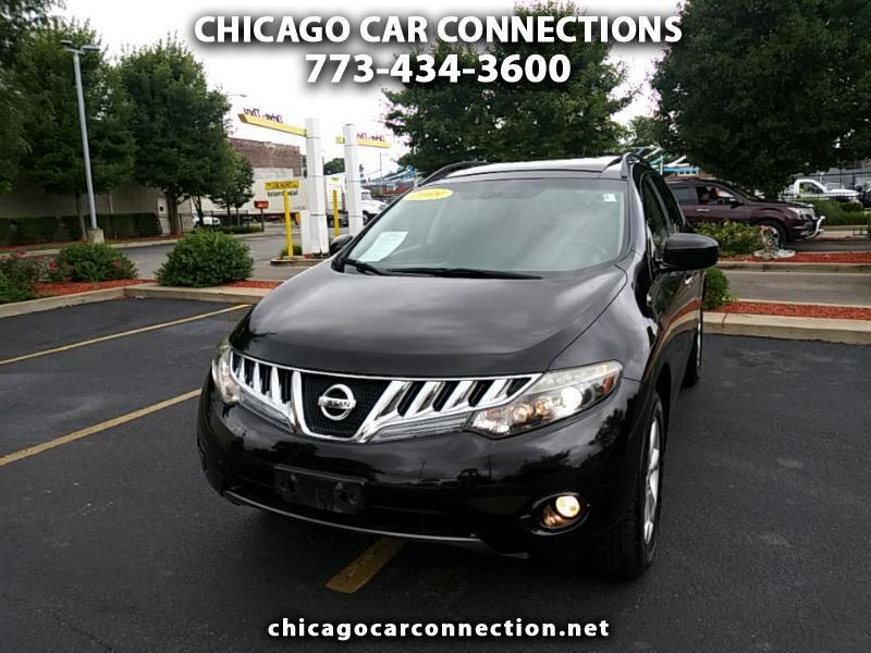 Nissan Murano 2WD 4dr LE 2009