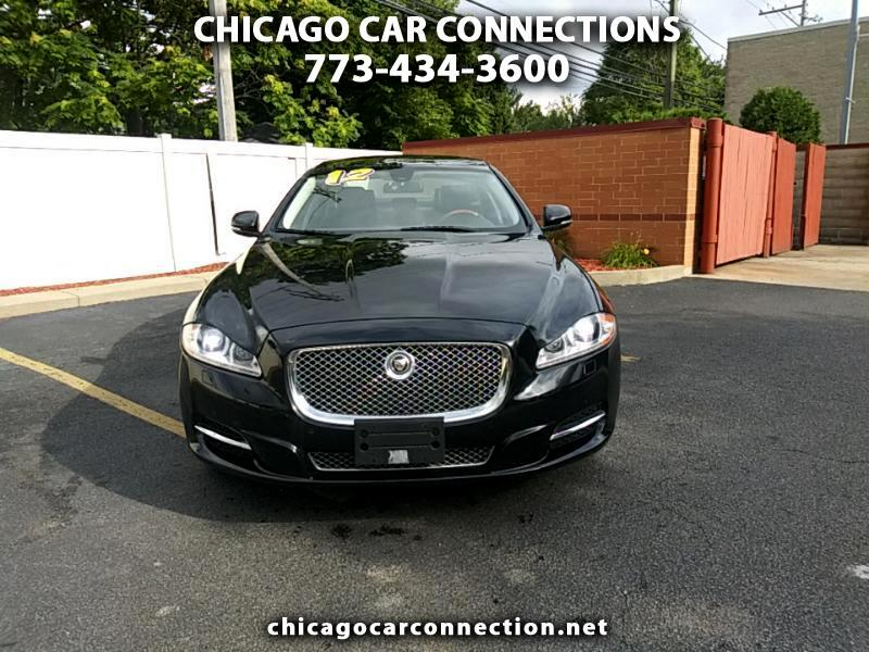 Jaguar XJ-Series XJ 2012
