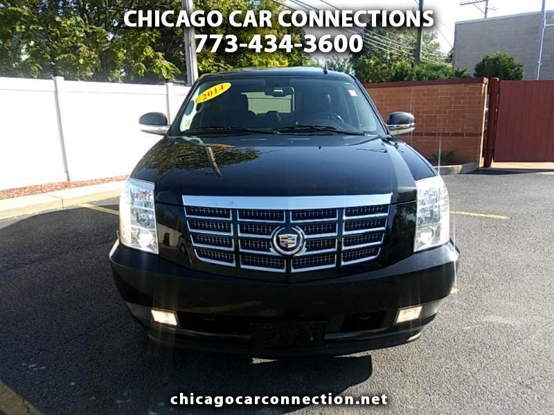 Cadillac Escalade Luxury AWD 2014