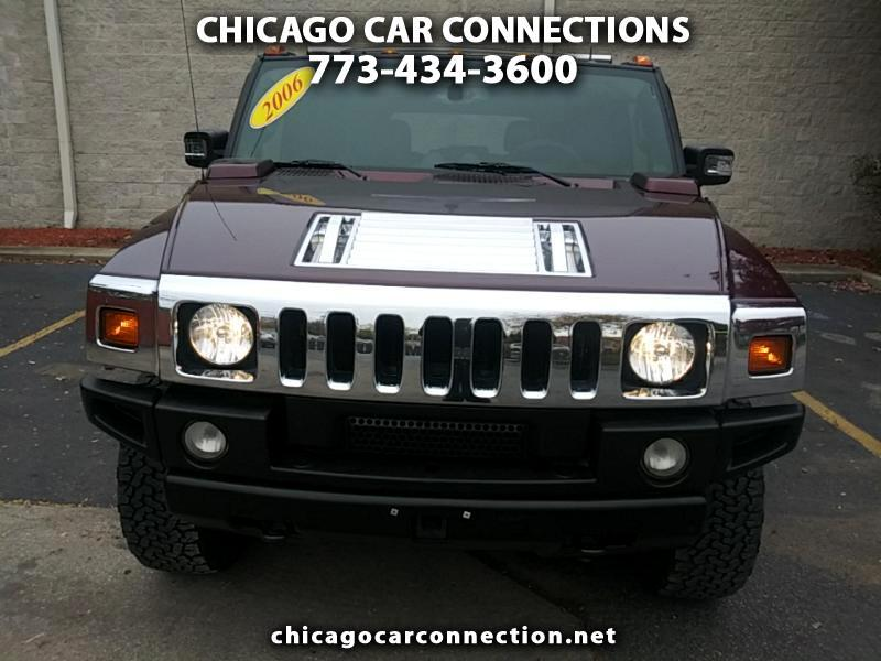 HUMMER H2 4WD 4dr SUV Luxury 2006