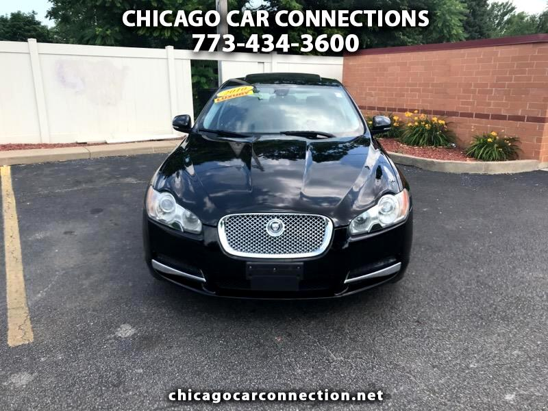 Jaguar XF-Series Luxury 2010