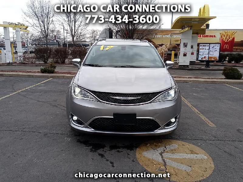 Chrysler Pacifica 4dr Wgn Limited FWD 2017