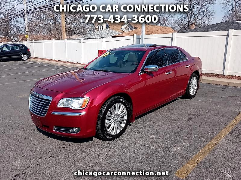 Chrysler 300 300C AWD 2011