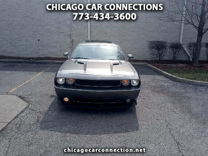 Dodge Challenger 2dr Cpe 2012