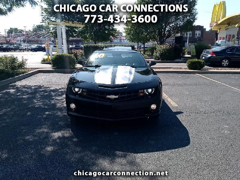 Chevrolet Camaro 2SS Coupe 2010