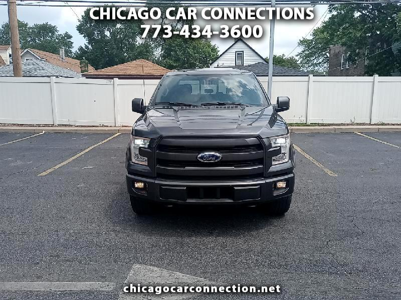 """Ford F-150 4WD SuperCrew 139"""" King Ranch 2017"""