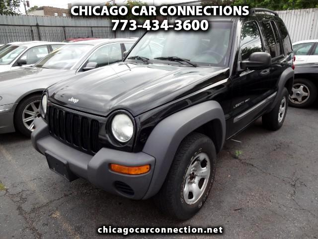 2002 Jeep Liberty Sport 4WD