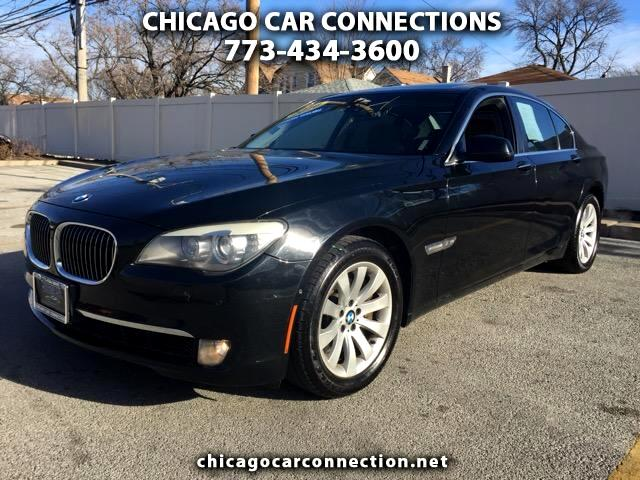 2010 BMW 7-Series 750i xDrive