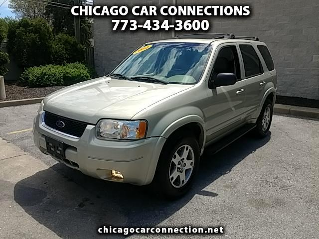 2004 Ford Escape Limited FWD V6