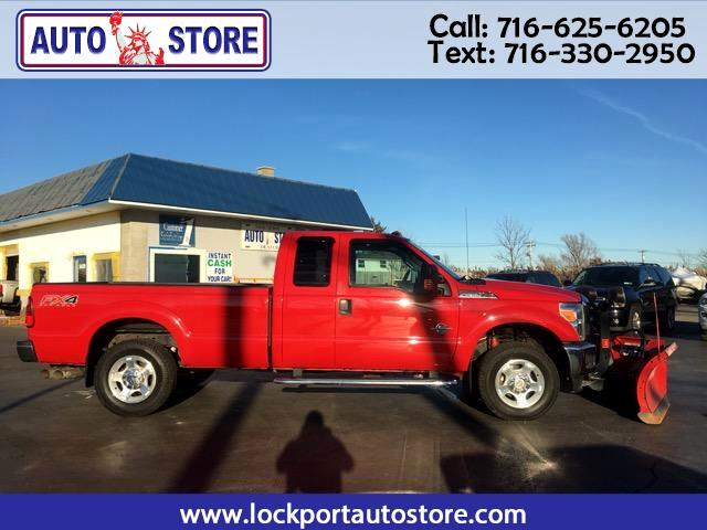 2012 Ford F-250 SD FX4 SuperCab Long Bed 4WD