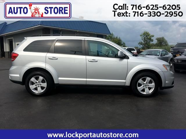 2011 Dodge Journey AWD 4dr Mainstreet