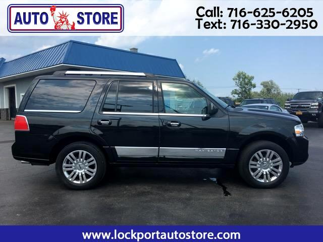 2010 Lincoln Navigator Luxury