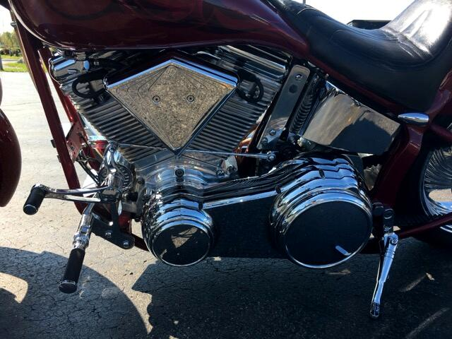 2002 Custom Motorcycle Chopper