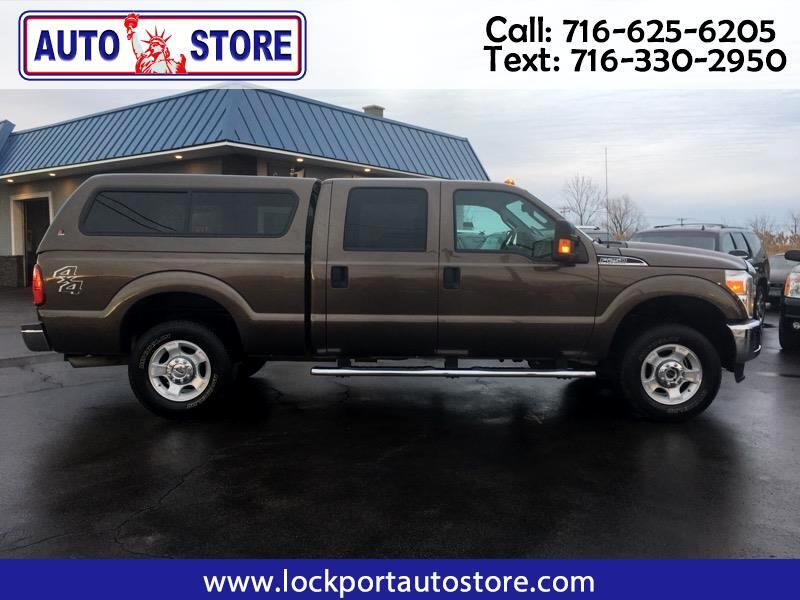 2016 Ford Super Duty F-250 Crew Cab 172