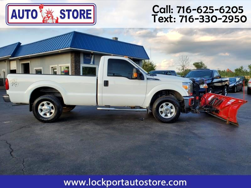 Ford F-250 SD XLT 4WD 2015