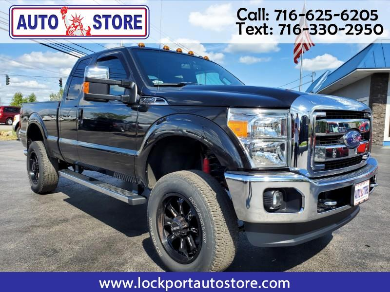 Ford F-350 SD Lariat SuperCab 4WD 2015