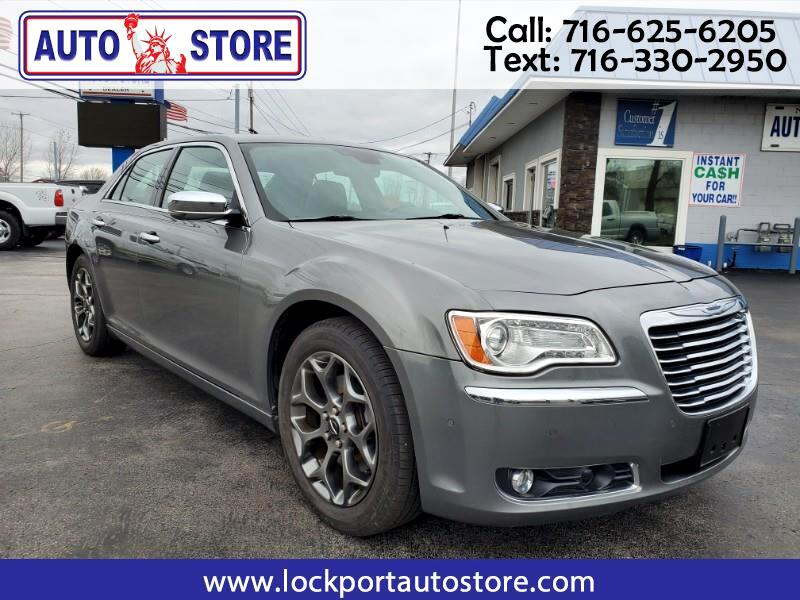 Chrysler 300 C AWD 2011