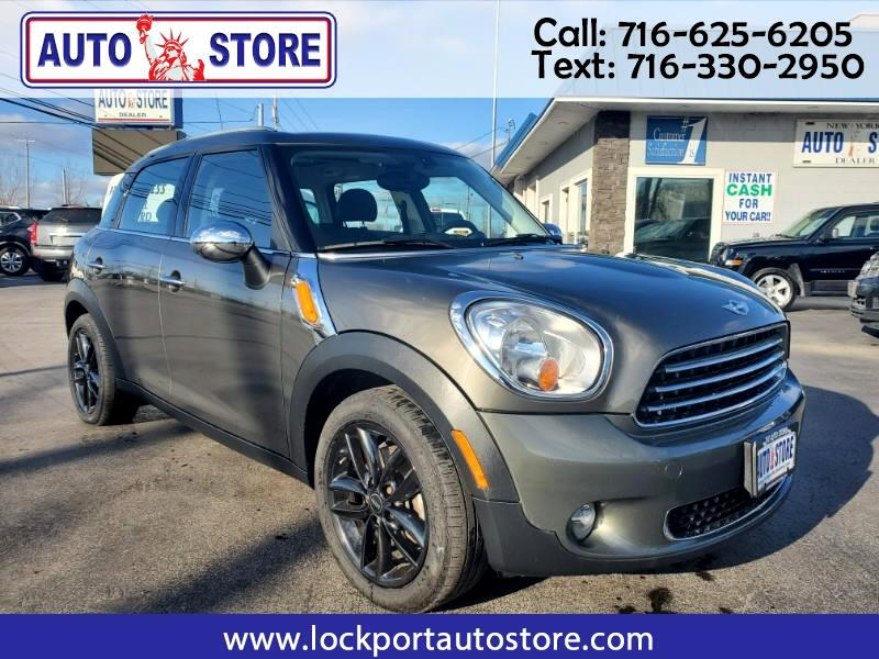 MINI Cooper Countryman FWD 4dr 2013