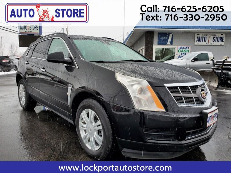 Cadillac SRX Leather FWD 2012