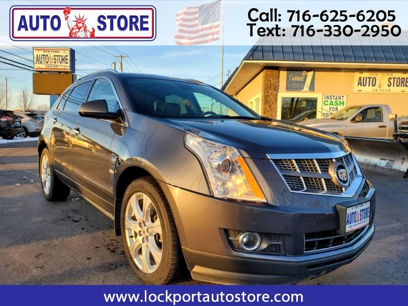 Cadillac SRX Performance AWD 2010