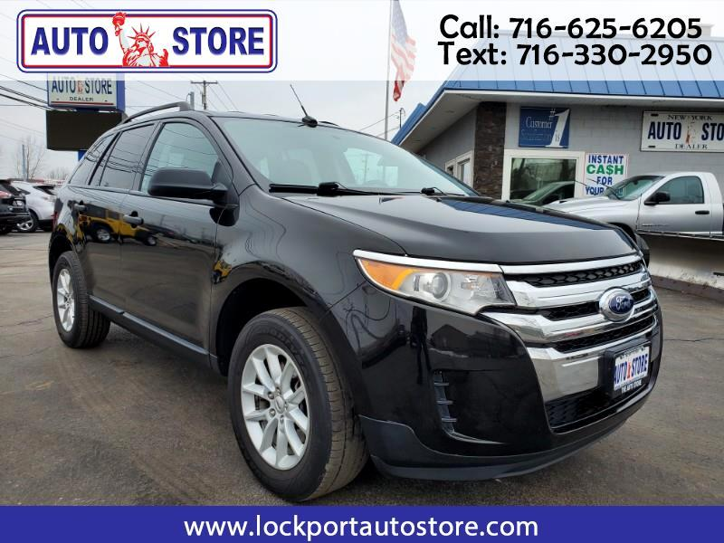 Ford Edge SE FWD 2013