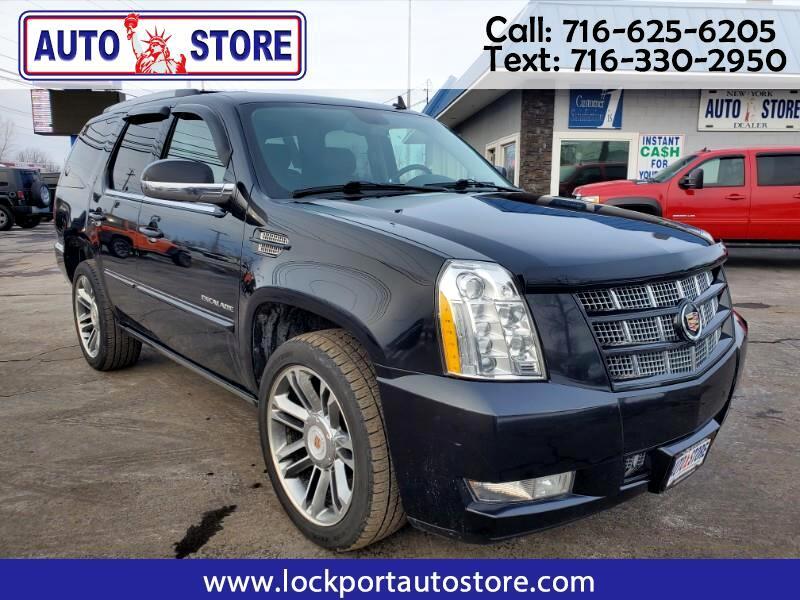 Cadillac Escalade Premium 4WD 2013