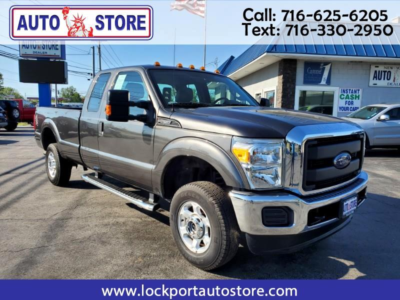 Ford F-250 SD XL SuperCab Long Bed 4WD 2016