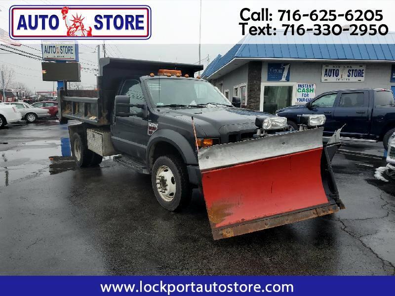 Ford F-550 Super Duty  2009