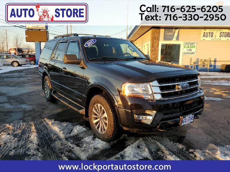 Ford Expedition XLT 4WD 2017