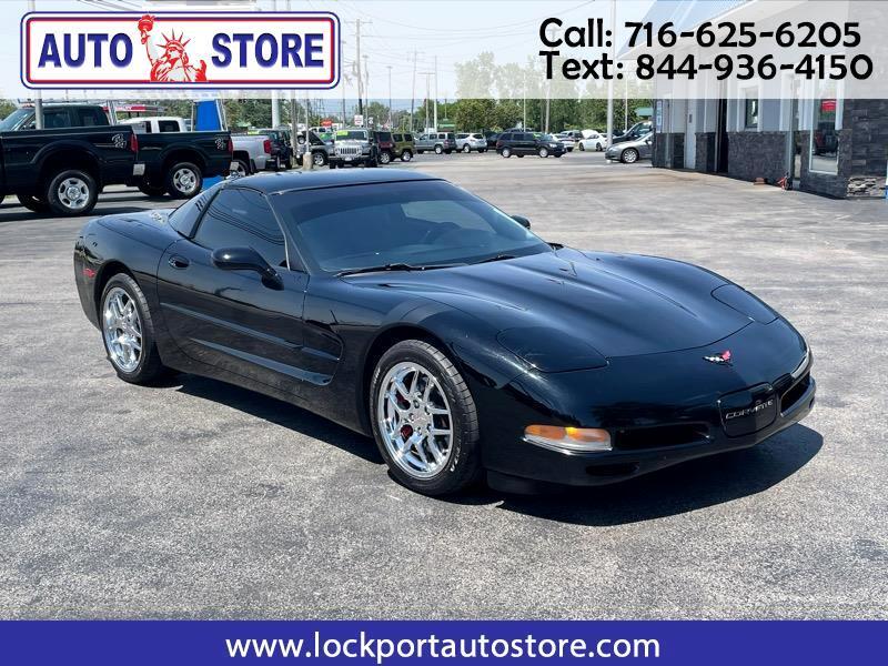 Chevrolet Corvette Coupe 1998