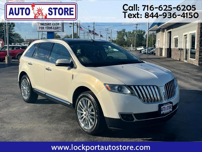 Lincoln MKX FWD 2012