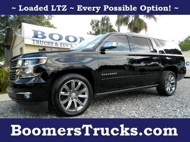 2015 Chevrolet Suburban LTZ 2WD