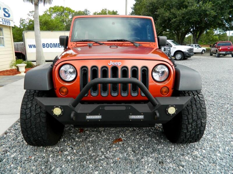 Jeep Wrangler Unlimited X RWD 2009