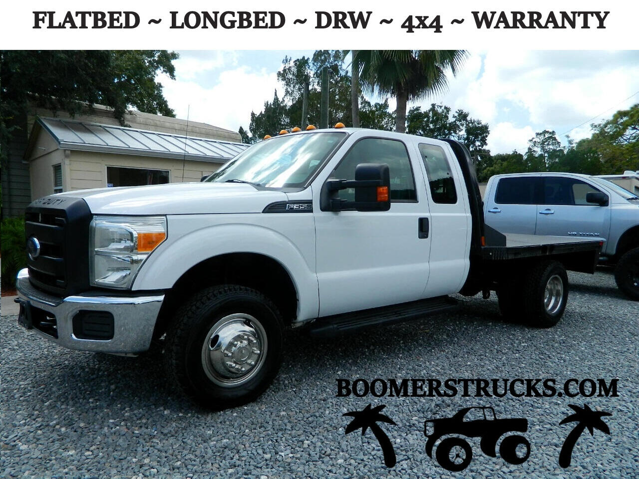 Ford F-350 SD XLT SuperCab Long Bed DRW 4WD 2013