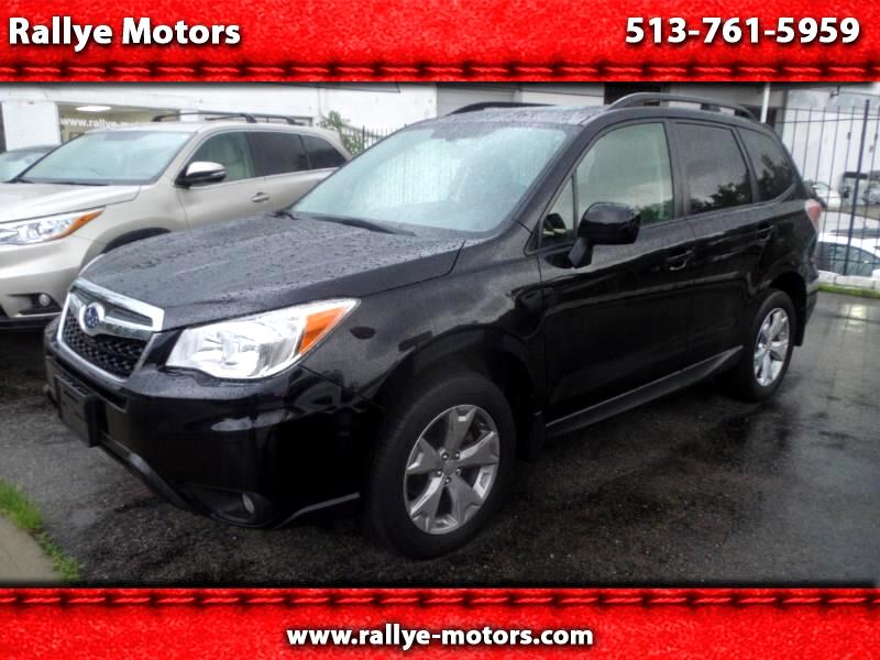Used 2016 Subaru Forester 2 5i Premium PZEV CVT for Sale in