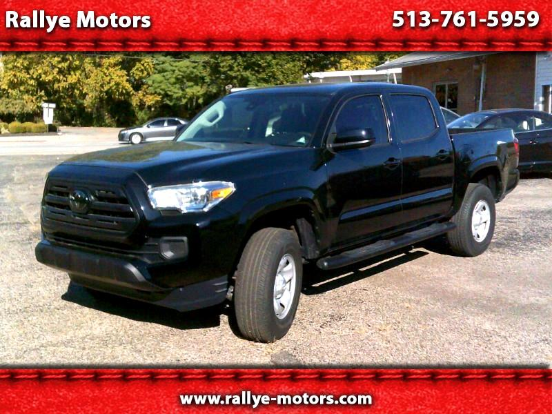 Toyota Tacoma SR5 Double Cab Long Bed V6 6AT 4WD 2018