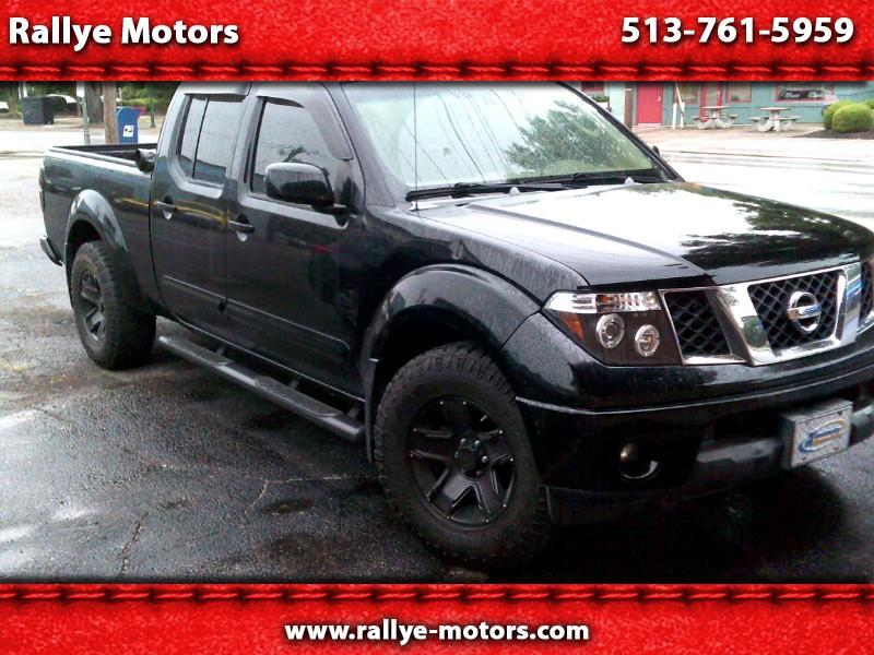 Nissan Frontier LE Crew Cab Long Bed 2WD 2007