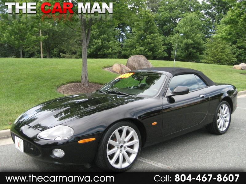 2004 Jaguar XK-Series XK8 Convertible