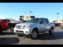 2016 Nissan Frontier 4WD