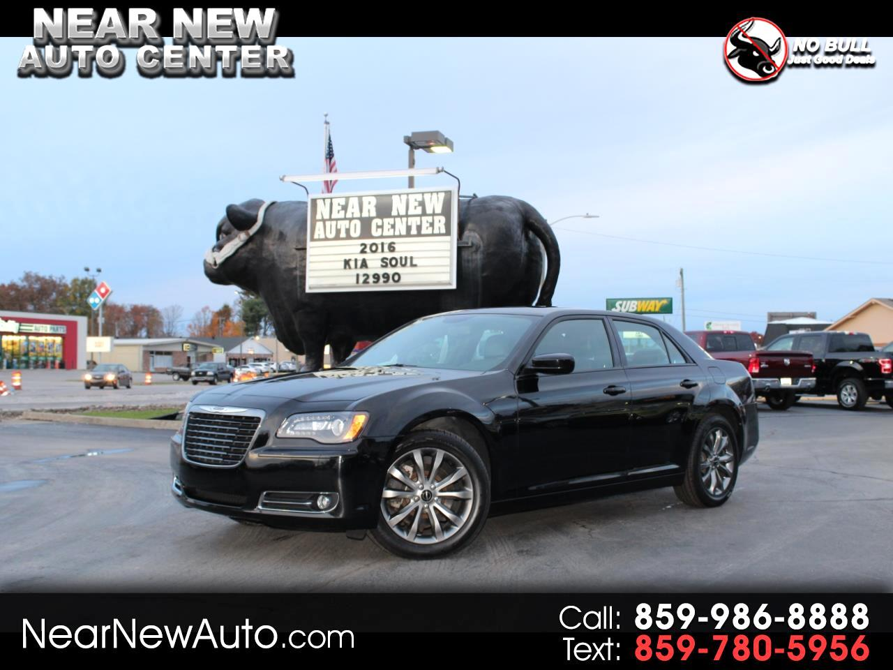 2014 Chrysler 300 4dr Sdn 300S AWD