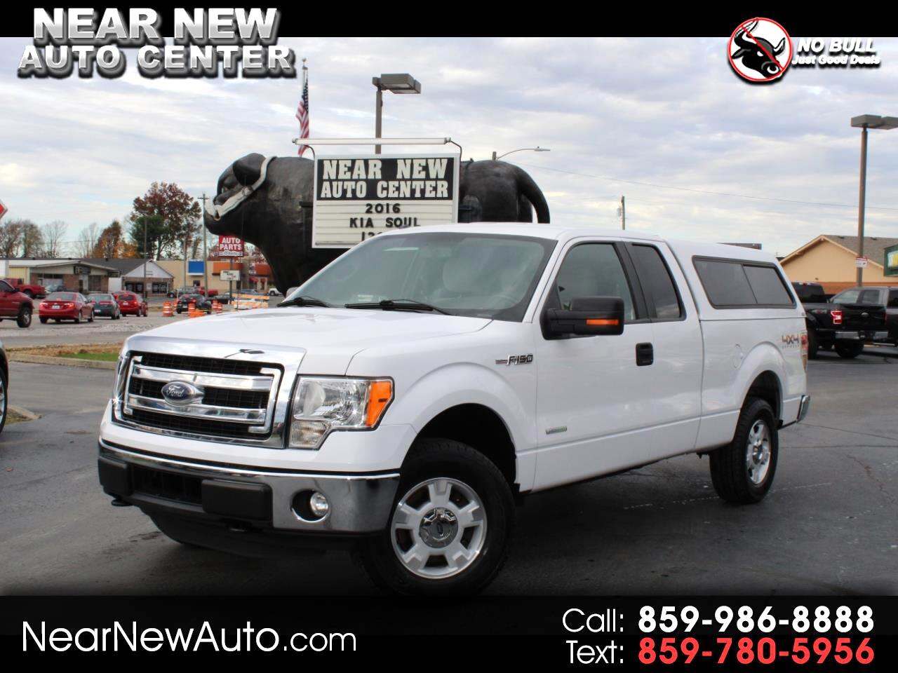 2014 Ford F-150 2WD SuperCab 145