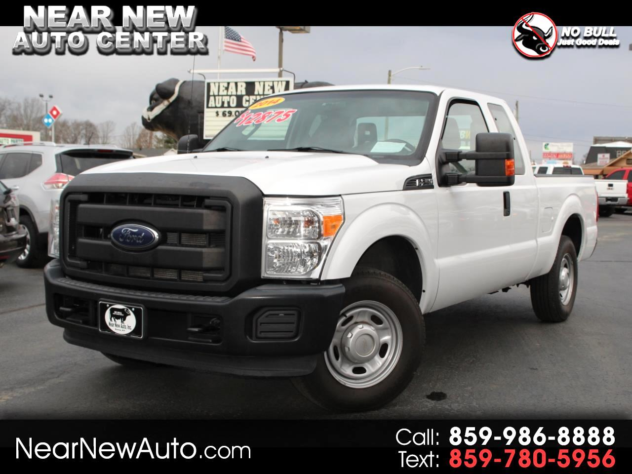2014 Ford Super Duty F-250 SRW 2WD SuperCab 142