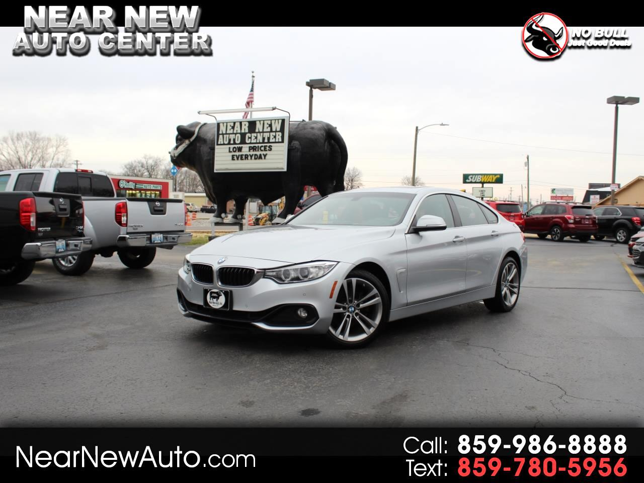 2016 BMW 4 Series 4dr Sdn 428i xDrive AWD Gran Coupe SULEV