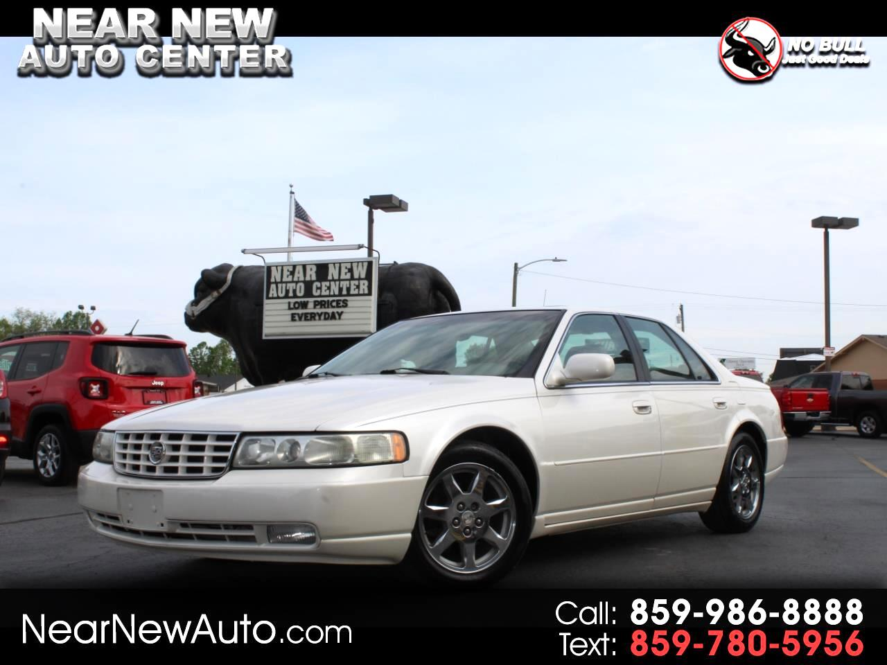 2002 Cadillac Seville 4dr Touring Sdn STS