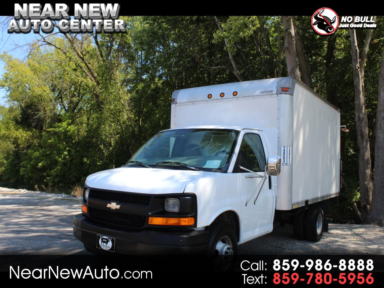 2005 Chevrolet Express Commercial Cutaway 139