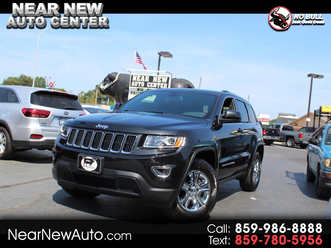 2016 Jeep Grand Cherokee 4WD 4dr Laredo